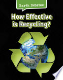 How Effective Is Recycling  Book PDF
