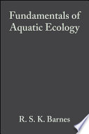 Fundamentals of Aquatic Ecology Book