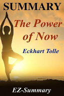 Summary - the Power of Now