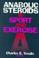 Anabolic Steroids in Sport and Exercise Book
