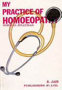 My Practice of Homoeopathy