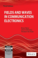 Fields and waves in communication electronics solutions manual fields and waves in communication electronics 3rd ed simon ramojohn r whinnerytheodore van duzer no preview available 2008 fandeluxe Choice Image