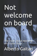 Not Welcome on Board