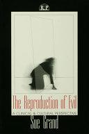 The Reproduction of Evil Pdf/ePub eBook
