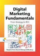 Cover of Digital Marketing Fundamentals