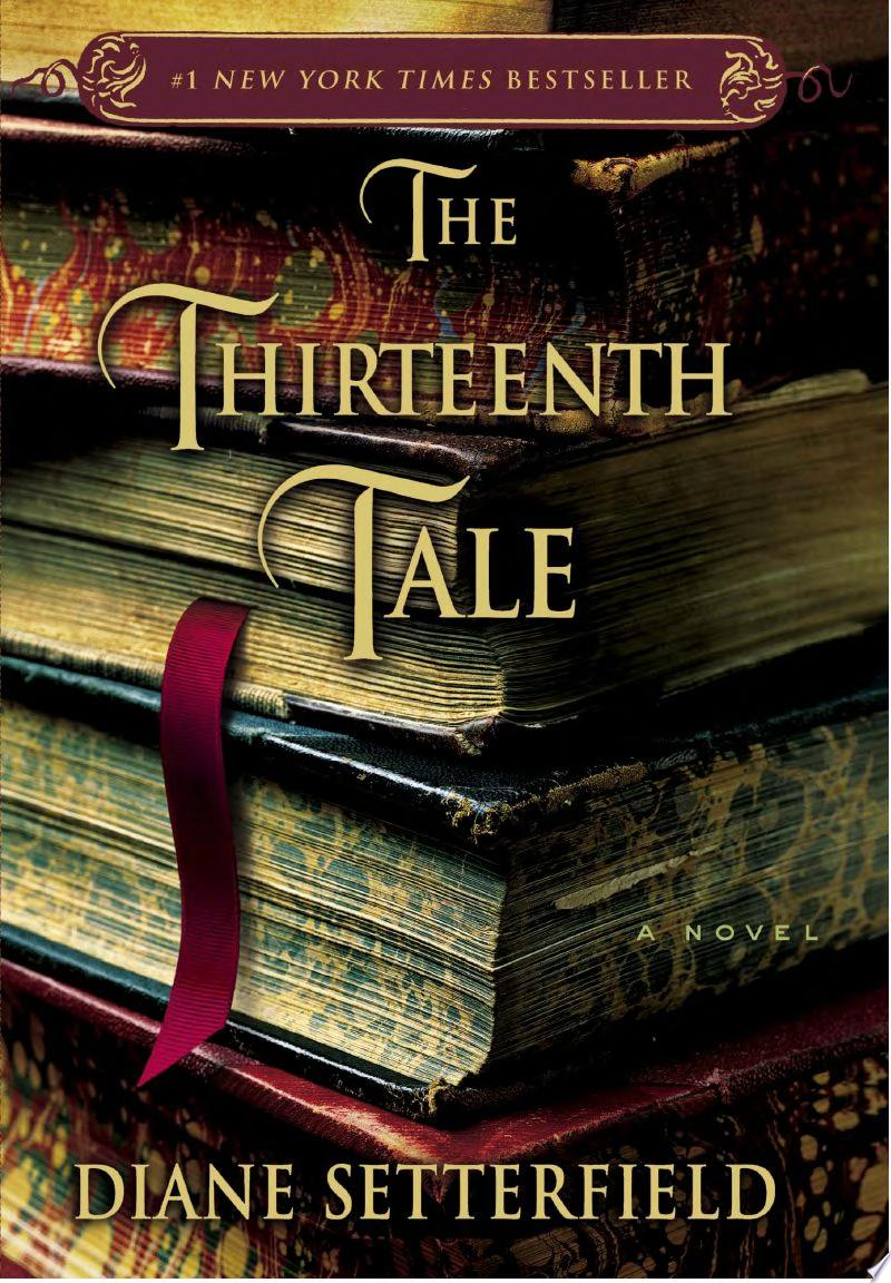 The Thirteenth Tale banner backdrop