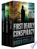 First Deadly Conspiracy   Box Set