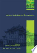 Applied Materials and Technologies