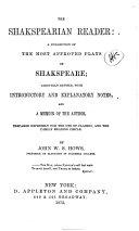 The Shakspearian Reader