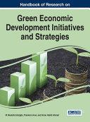 Handbook of Research on Green Economic Development Initiatives and Strategies [Pdf/ePub] eBook