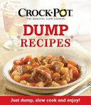 Crockpot   the Original Slow Cooker Dump Recipes