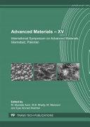 Advanced Materials    XV