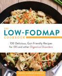 The Low Fodmap Cookbook Book