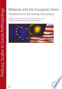 Malaysia And The European Union Book PDF
