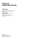 Manual of Engineering Drawing Book