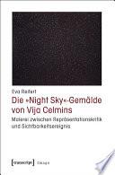 Die »Night Sky«-Gemälde von Vija Celmins