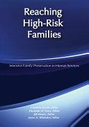 Reaching High Risk Families