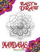 Easy to Draw Mandalas