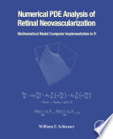 Numerical PDE Analysis of Retinal Neovascularization
