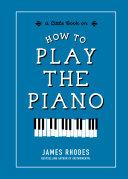How to Play the Piano [Pdf/ePub] eBook