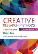Creative Research Methods