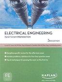 Electrical Engineering FE EIT Exam Prep