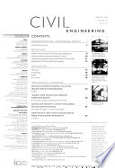 Proceedings of the Institution of Civil Engineers