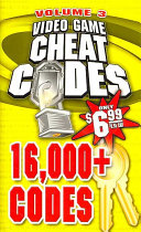 Video Game Cheat Codes Book PDF