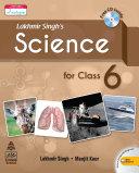 Pdf Lakhmir Singh's Science for Class 6 Telecharger