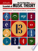 Essentials of Music Theory  Book 1 Alto Clef  Viola Edition