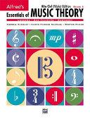 Essentials of Music Theory, Book 1 Alto Clef, Viola Edition