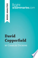 David Copperfield by Charles Dickens  Book Analysis
