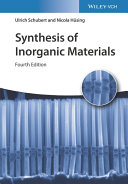 Synthesis of Inorganic Materials