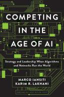 Competing in the Age of AI Pdf/ePub eBook