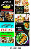 Weight Watchers Keto Diet Intermittent Fasting The Obesity Code Cookbook