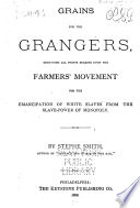 Grains for the Grangers