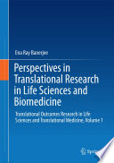 Perspectives In Translational Research In Life Sciences And Biomedicine Book PDF
