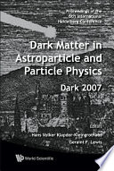 Dark Matter in Astroparticle and Particle Physics