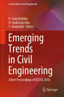 Emerging Trends in Civil Engineering