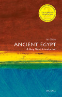 Ancient Egypt: A Very Short Introduction Pdf