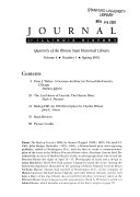 Journal Of Illinois History Book PDF