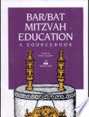 Bar Bat Mitzvah Sourcebook