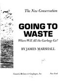 Going to Waste Book