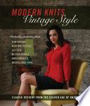 Modern Knits  Vintage Style