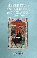 Hermits and anchorites in England  1200   1550