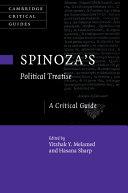 Spinoza s Political Treatise
