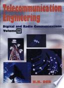 Telecommunication Engineering Vol  Ii Book