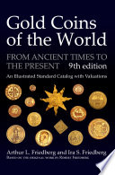 Gold Coins of the World   9th edition Book PDF