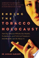 Ending the Tobacco Holocaust Book