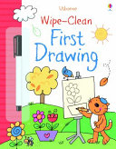 Wipe Clean First Drawing Book